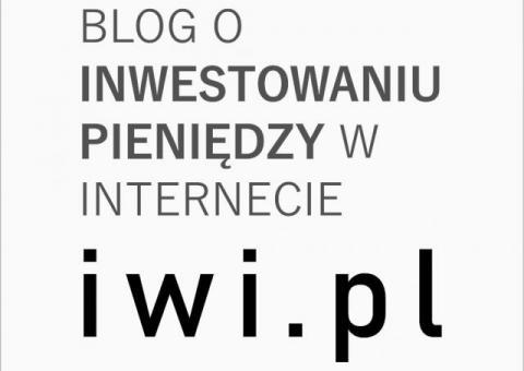 Jak inwestować pieniądze przy pomocy internetu? Sprawdź na blogu iwi.pl